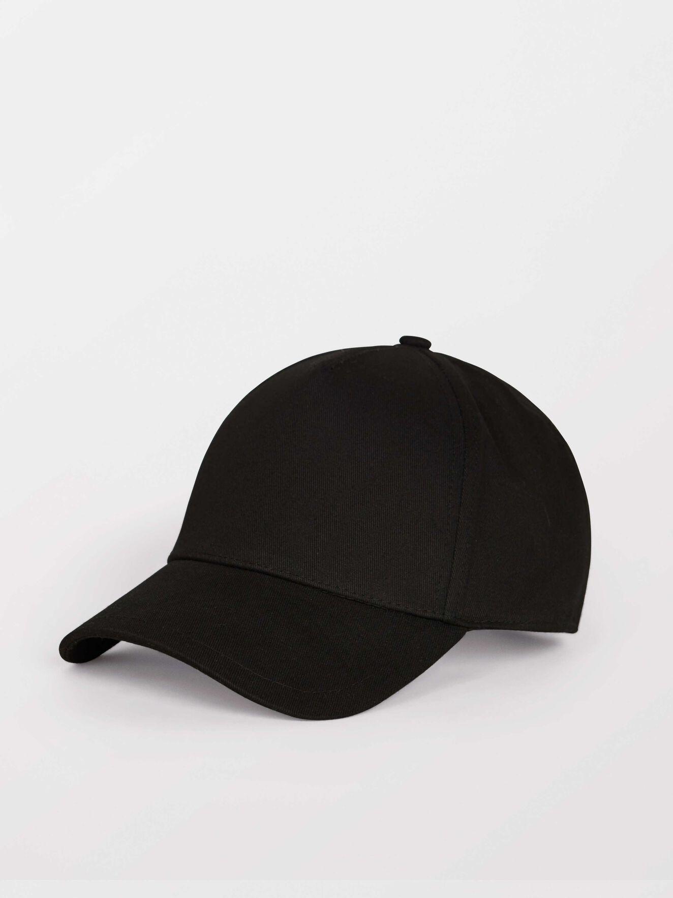 Hinsdal 2 L Cap in Black from Tiger of Sweden