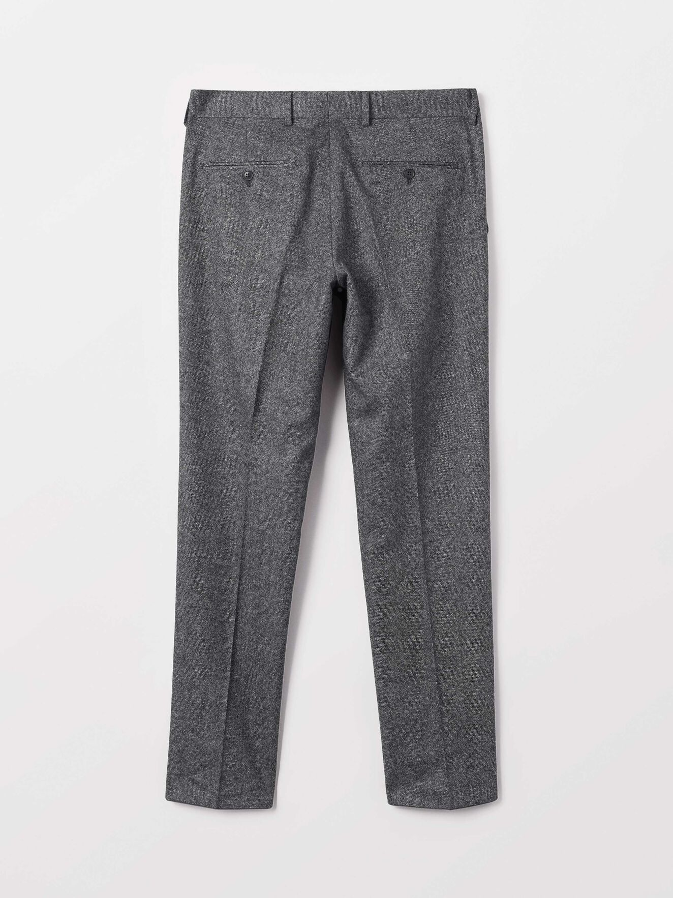 Tordon Trousers in Light grey melange from Tiger of Sweden