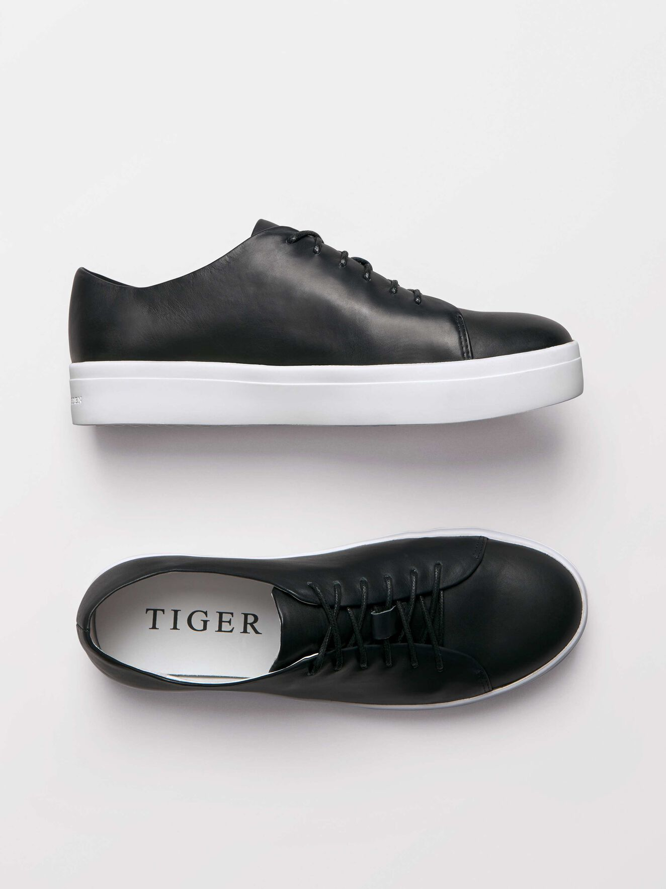 Yvonne Sneakers in Black from Tiger of Sweden