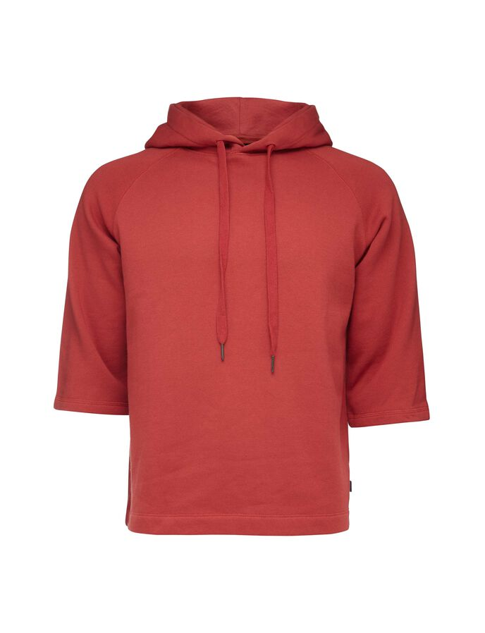 Three Sweatshirt in Vermilion from Tiger of Sweden