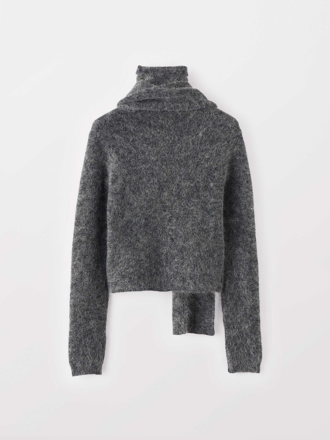 Alsafi Pullover in Iron Grey from Tiger of Sweden
