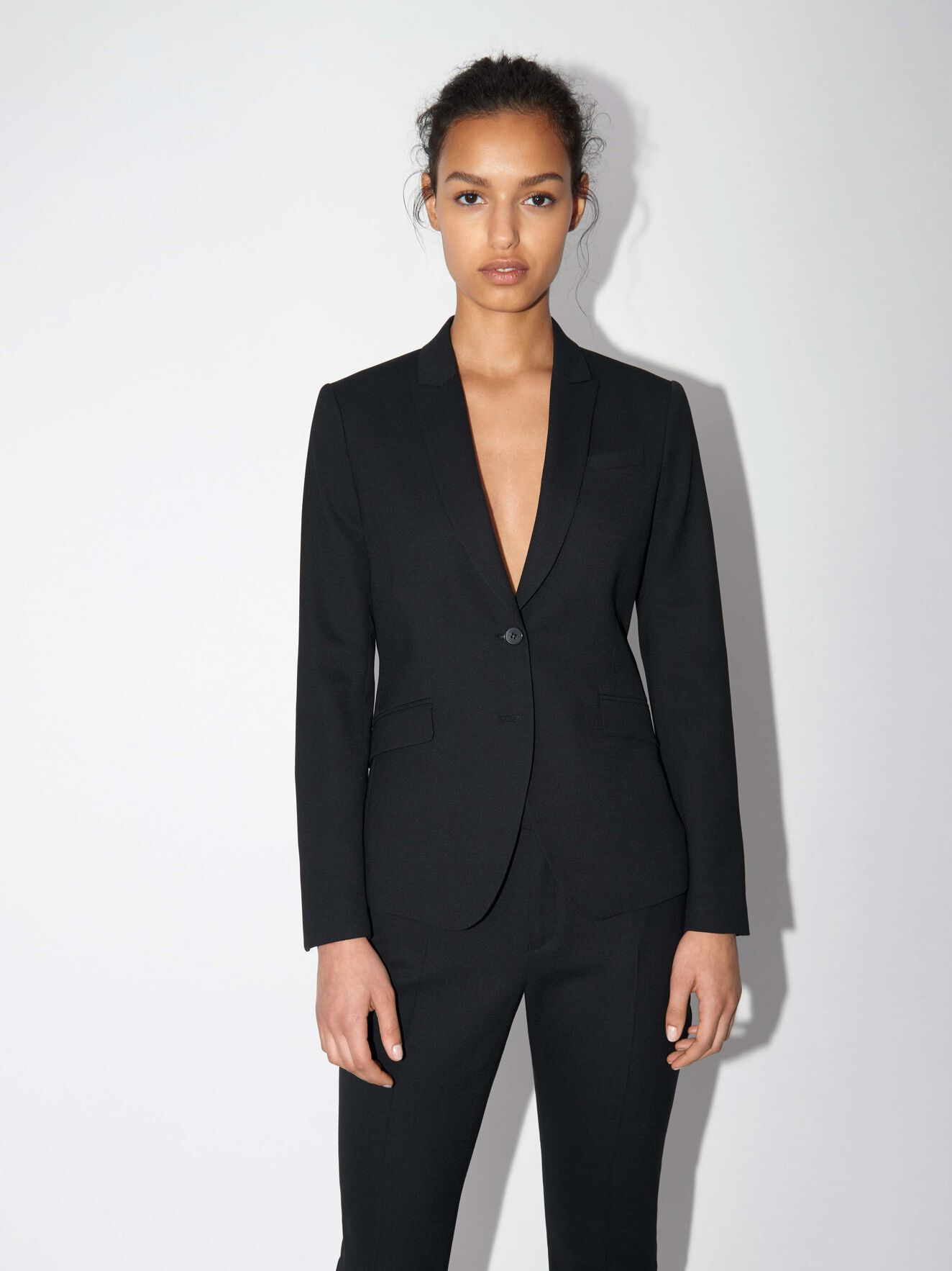 Ruma blazer in Night Black from Tiger of Sweden
