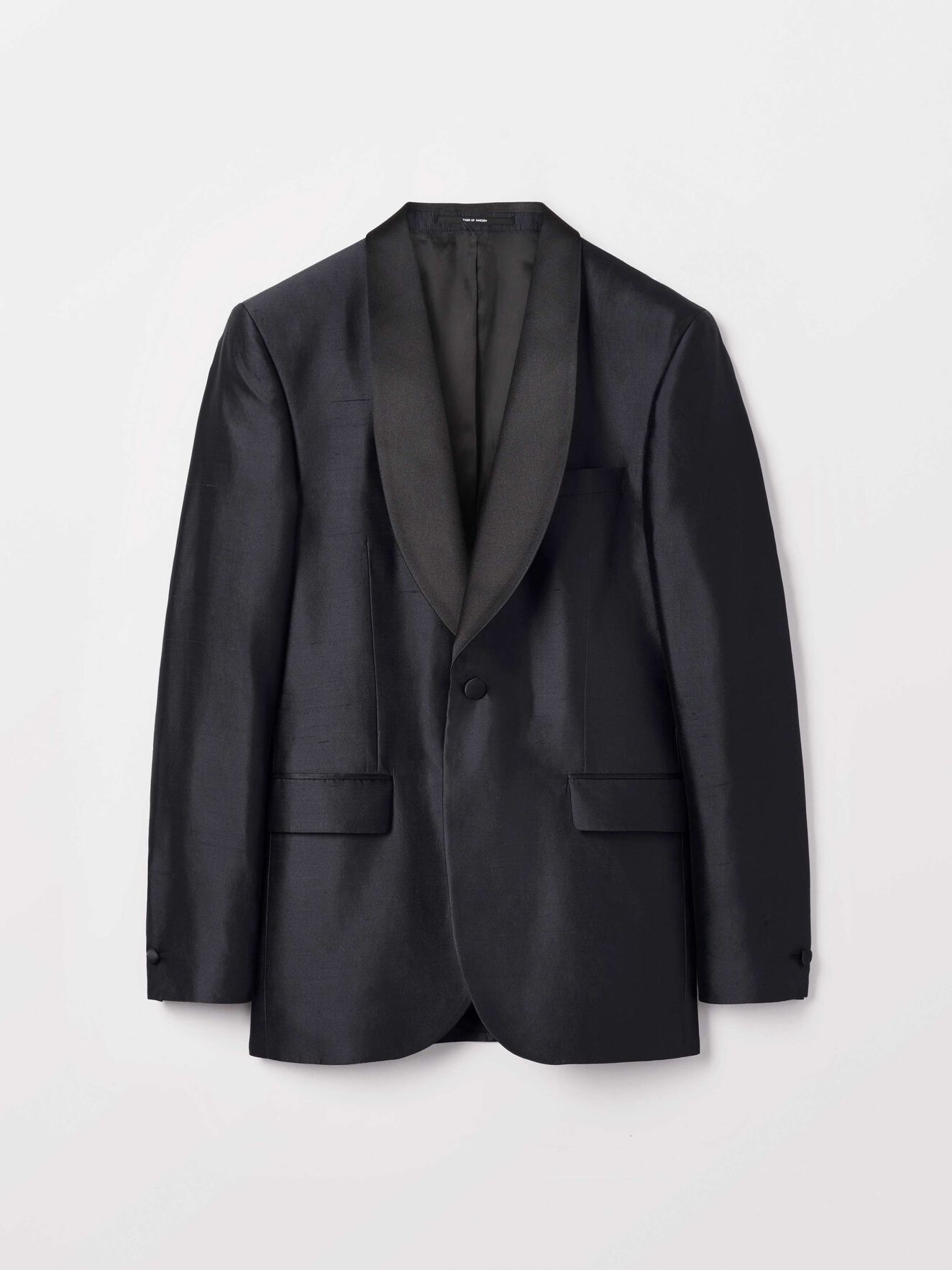2018 Tuxedo Blazer in Royal Blue from Tiger of Sweden