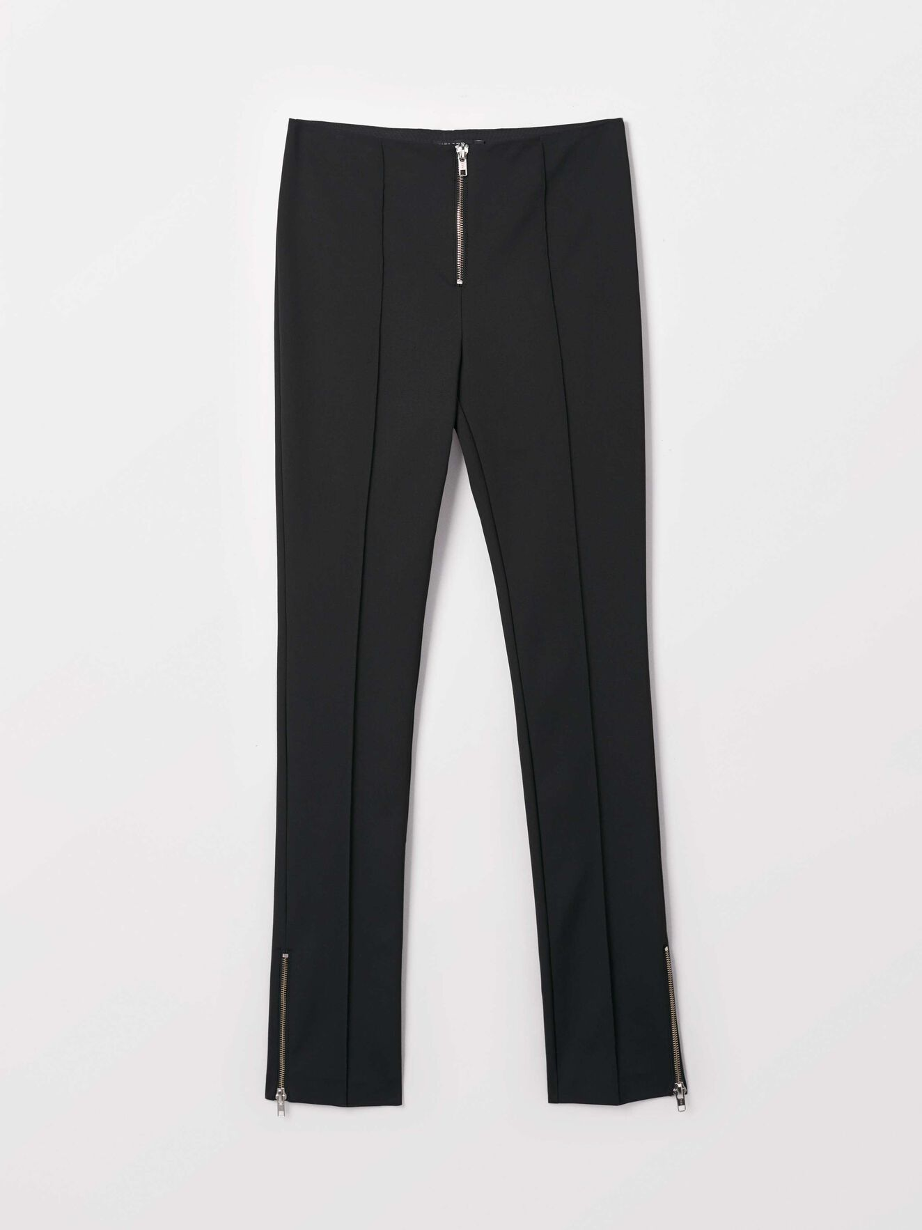 Loane Trousers in Midnight Black from Tiger of Sweden