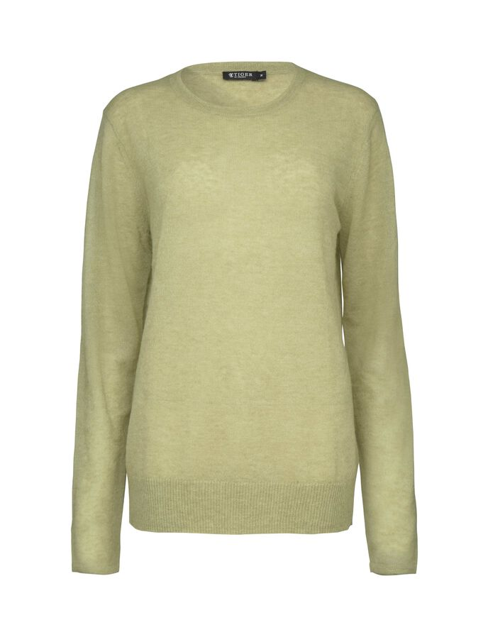 HARLETH PULLOVER in Cafe Noisette from Tiger of Sweden
