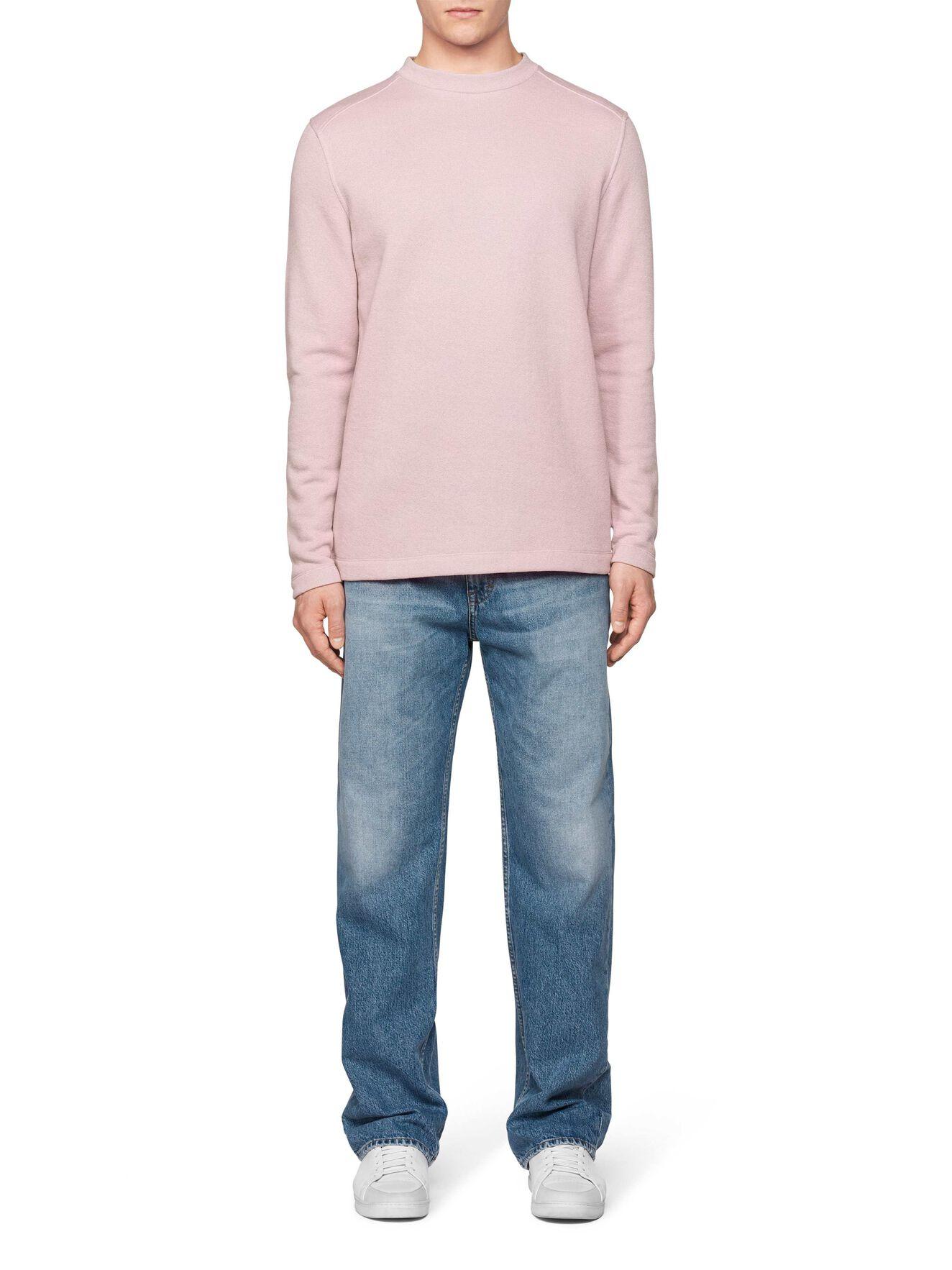 Zac Sweatshirt in Keepsake Lilac from Tiger of Sweden