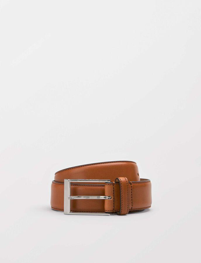 Helmi belt in Light Brown from Tiger of Sweden