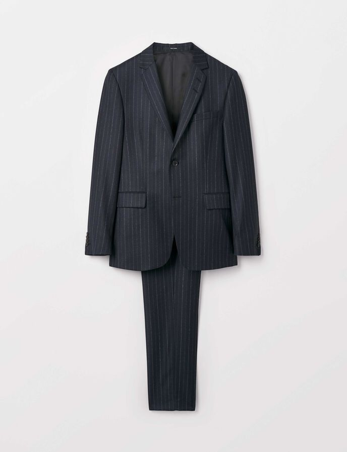 S.2018 Suit in Light Ink from Tiger of Sweden