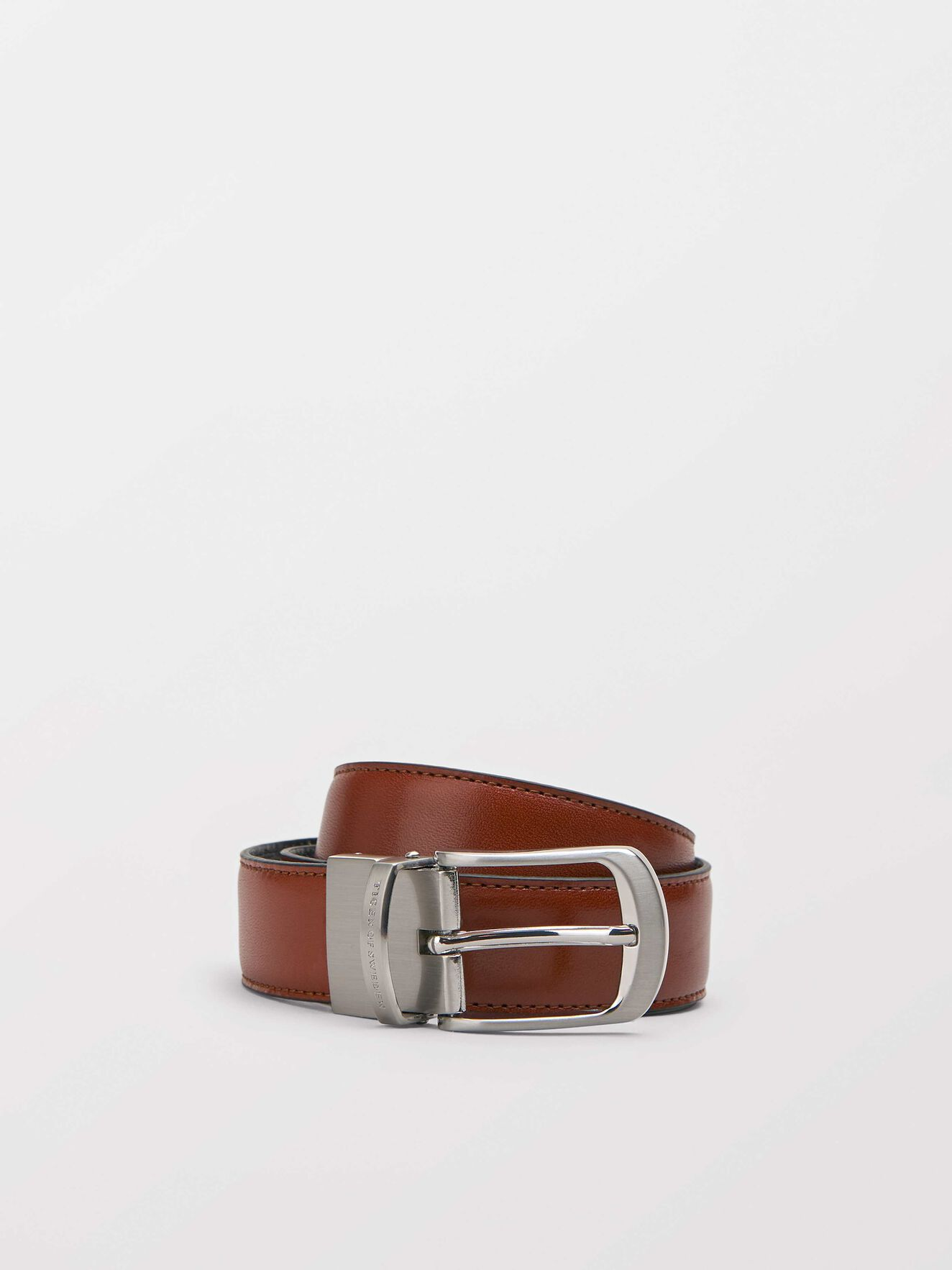 Simo Belt in Light Brown from Tiger of Sweden