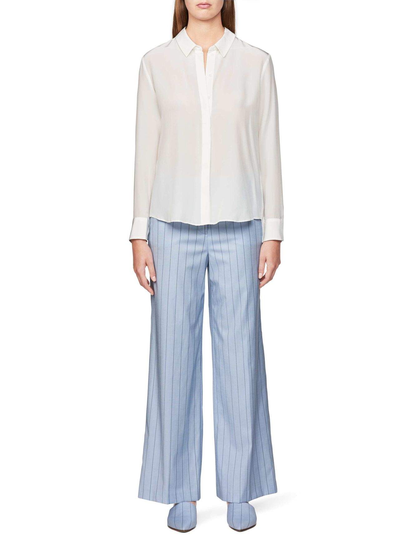 Silwa 2 Bluse in Star White from Tiger of Sweden