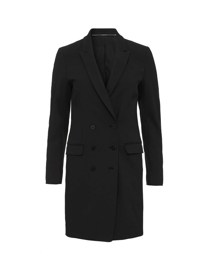 EREICE BLAZER in Midnight Black from Tiger of Sweden