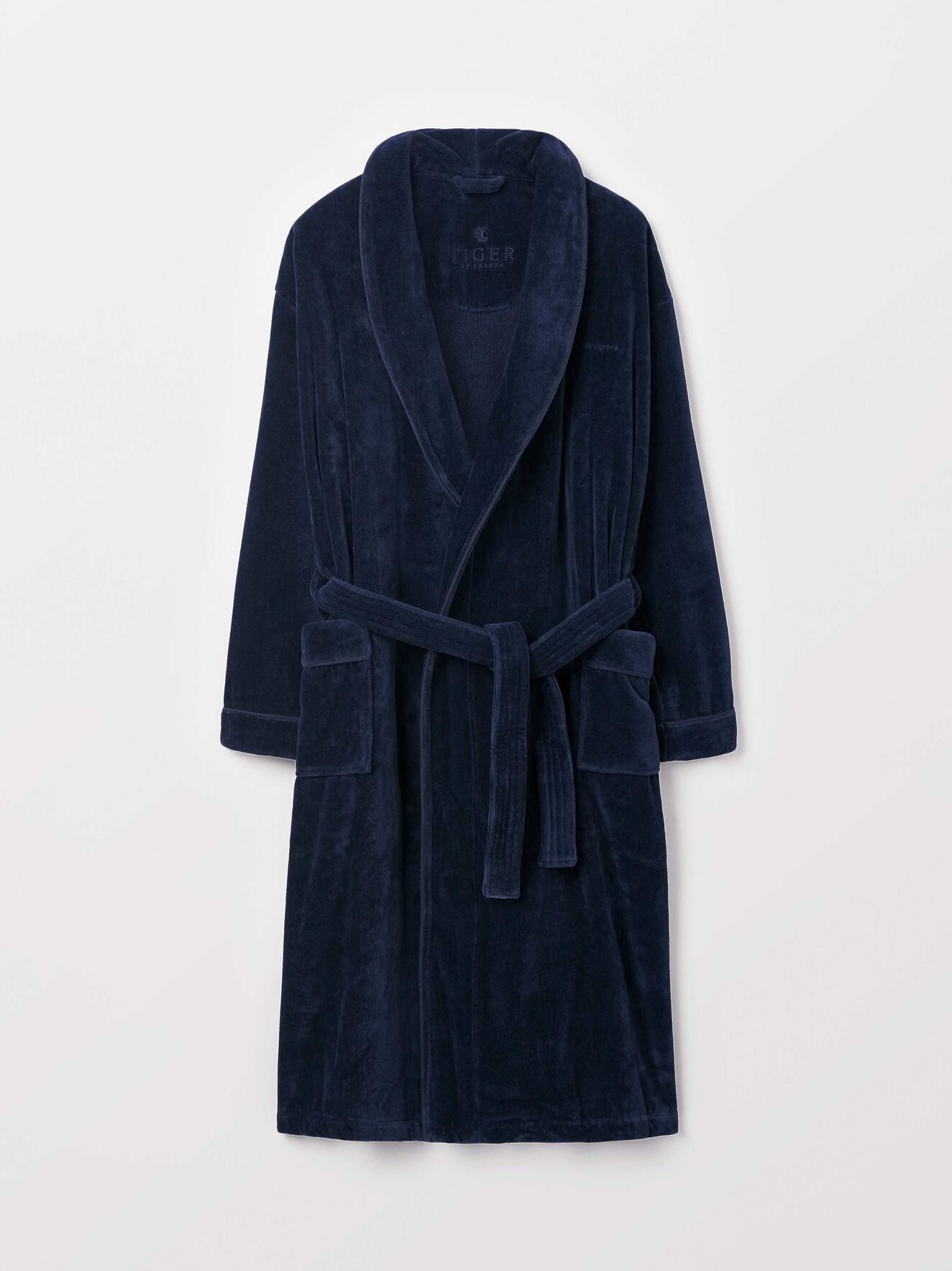 Remo Bathrobe in Sky Captain from Tiger of Sweden