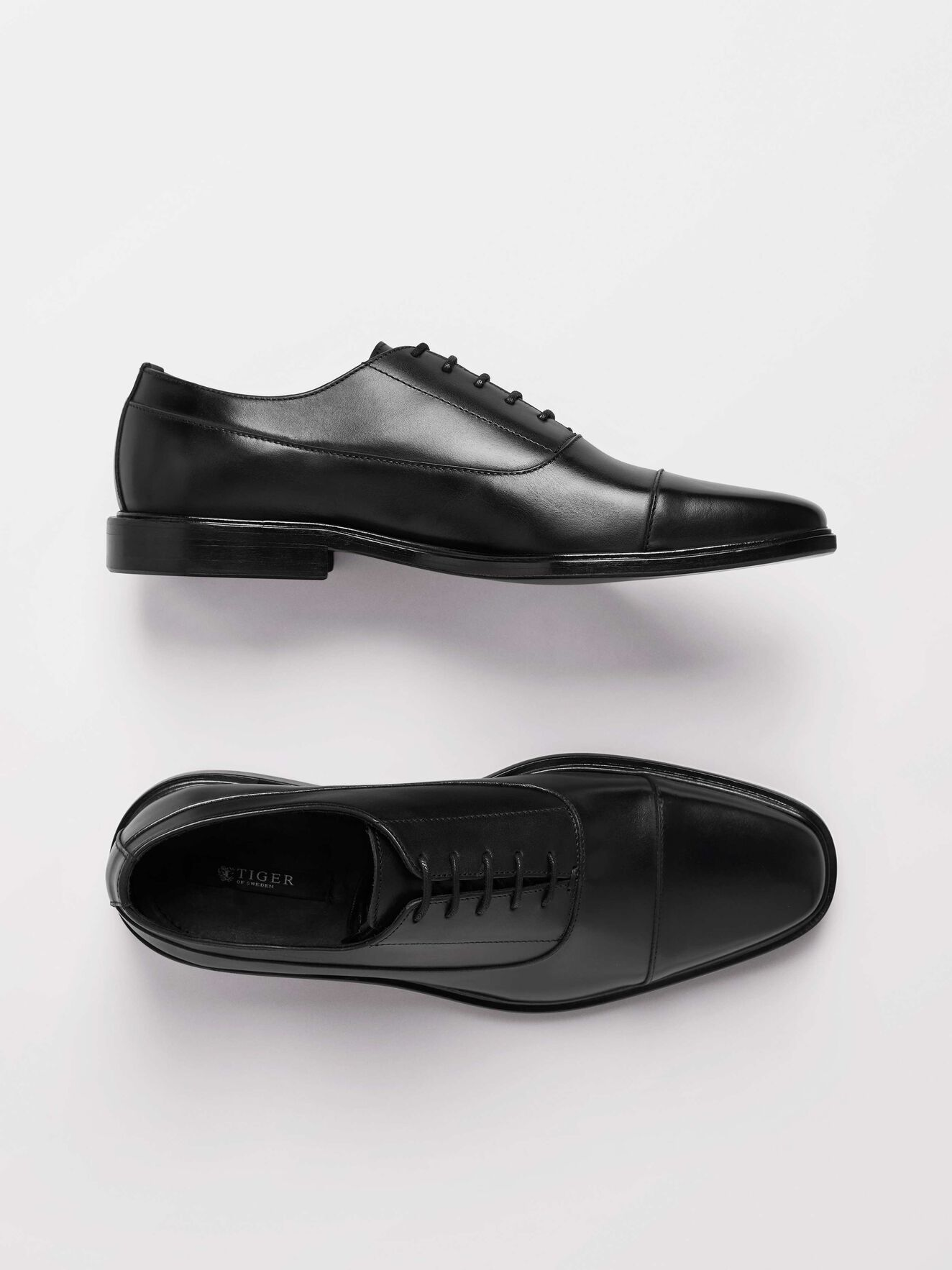 Sinter Shoe in Black from Tiger of Sweden