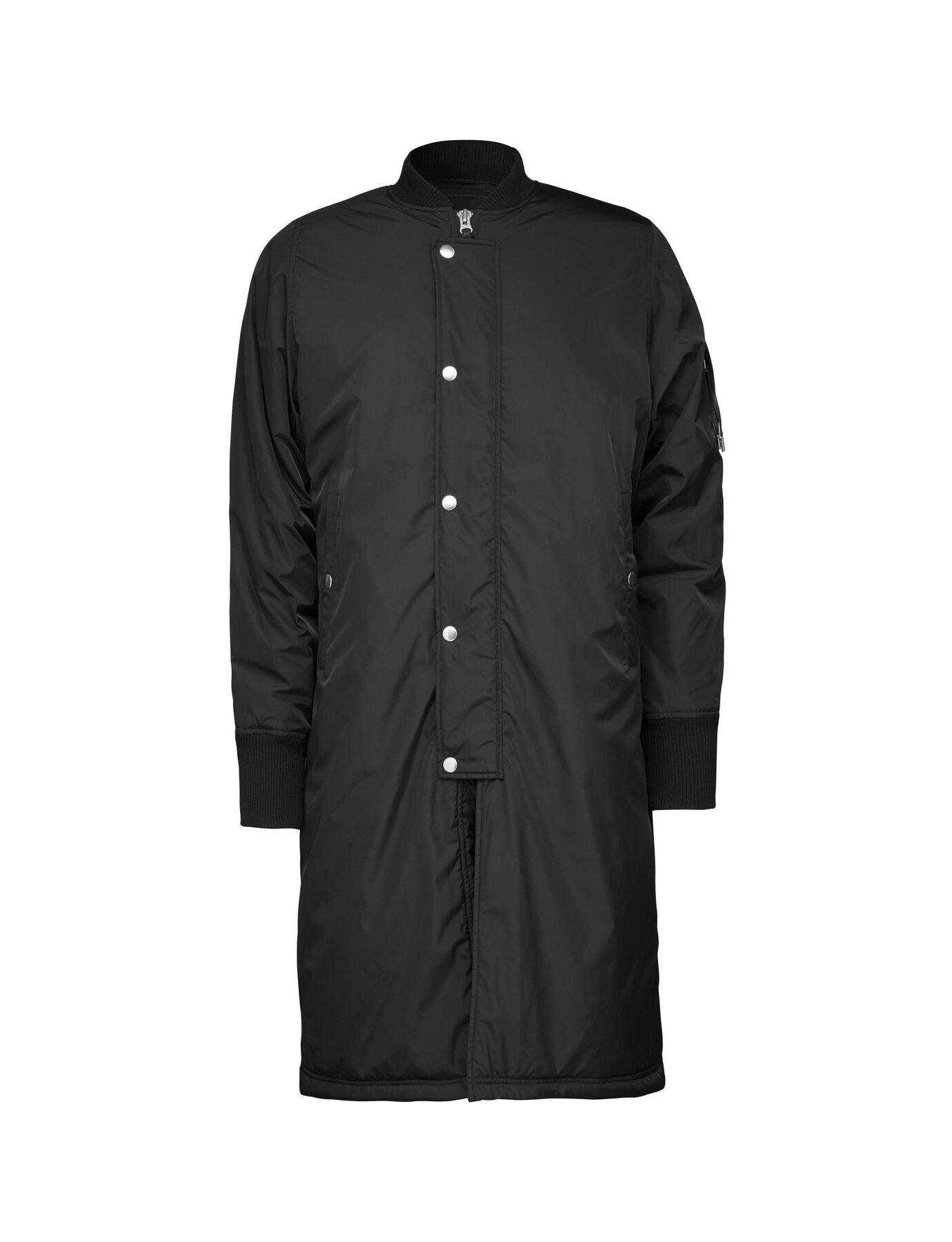 TIDE COAT in Black from Tiger of Sweden