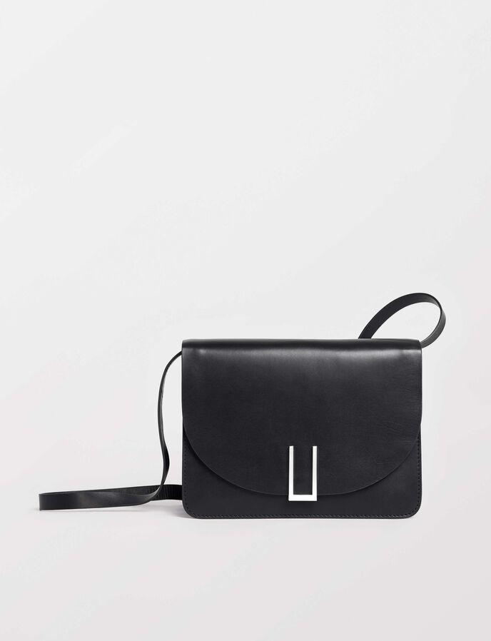 Marcel shoulder bag in Black from Tiger of Sweden