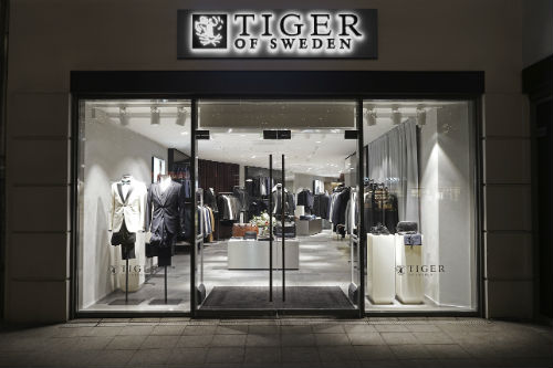Tiger of Sweden opens second store in Berlin