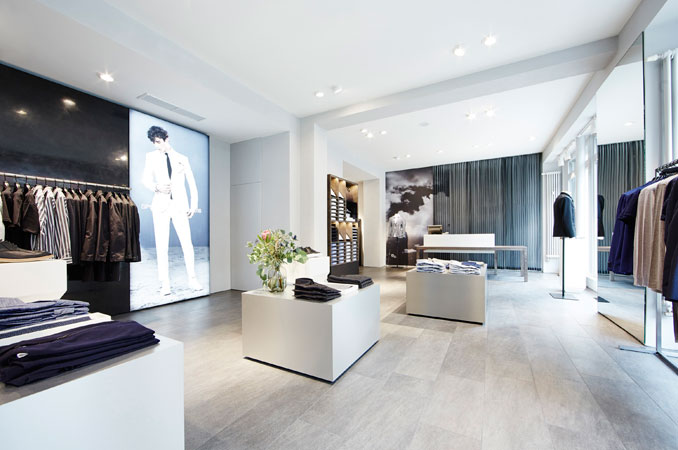 Tiger of Sweden opens first dedicated menswear store in Berlin