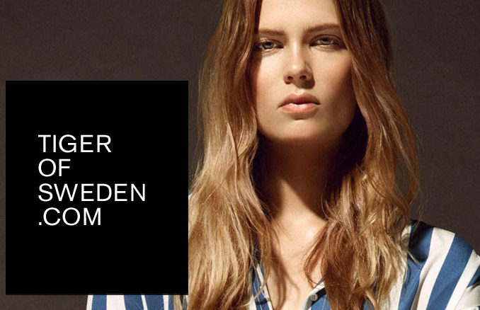 Tiger of Sweden to launch international online store